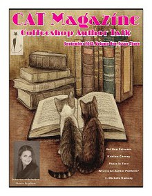 Coffeeshop Author Talk Magazine