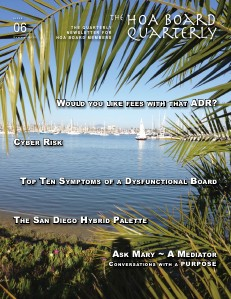 The HOA Board Quarterly Summer 2013 Issue #6