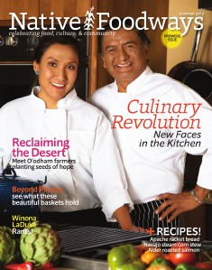 Native Foodways Premiere Issue