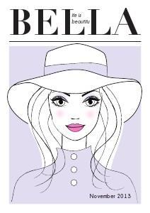 Bella Magazine November 2013