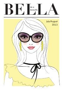Bella Magazine summer 2013