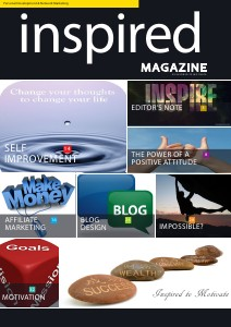 Inspired Magazine Volume 1