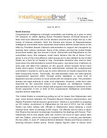 IntelligenceBrief