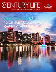 Century Palms at World Gateway E-Magazine
