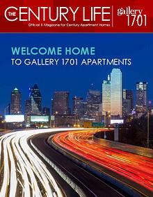 Gallery 1701 E-Magazine