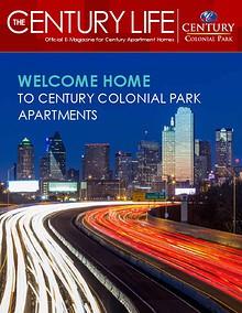 Century Colonial Park E-Magazine