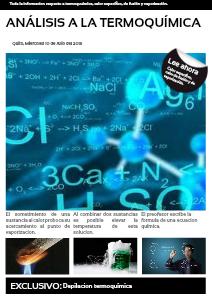 Interrelación con la Química Miércoles Julio 2013