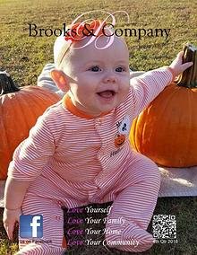 Brooks and Company 4th Qtr 2016