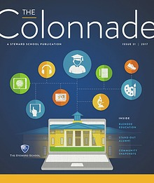 The Colonnade 2017 (The Steward School)