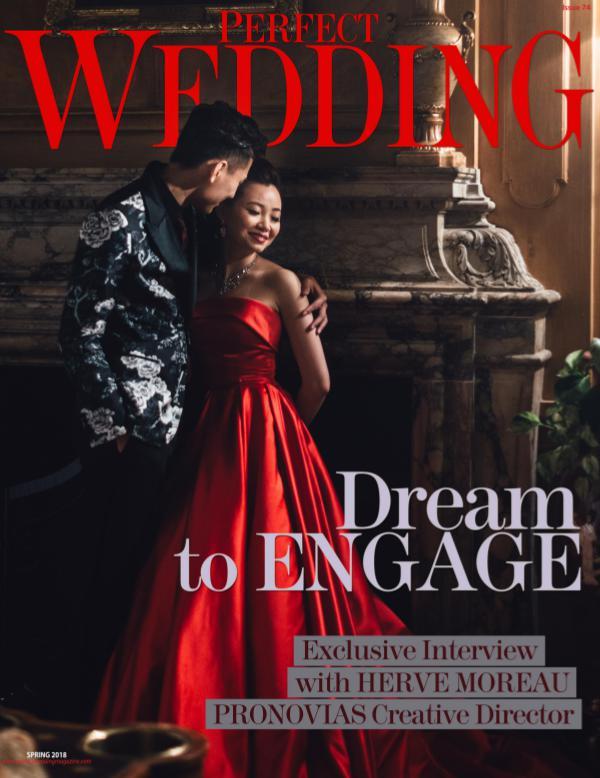 Dream to Engage - Perfect Wedding Magazine PWEngageSpring2018