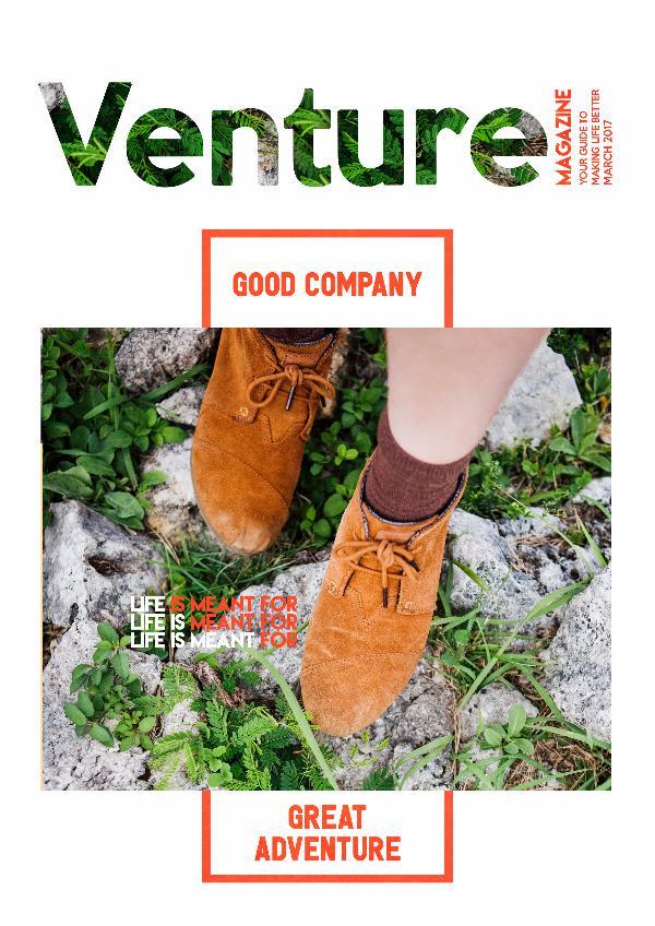 Venture Magazine March 2017