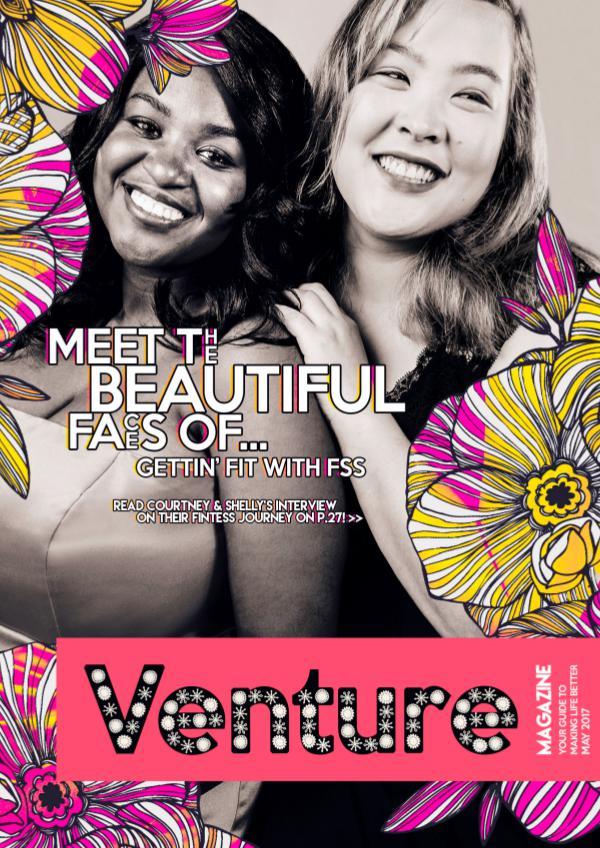 Venture Magazine May 2017