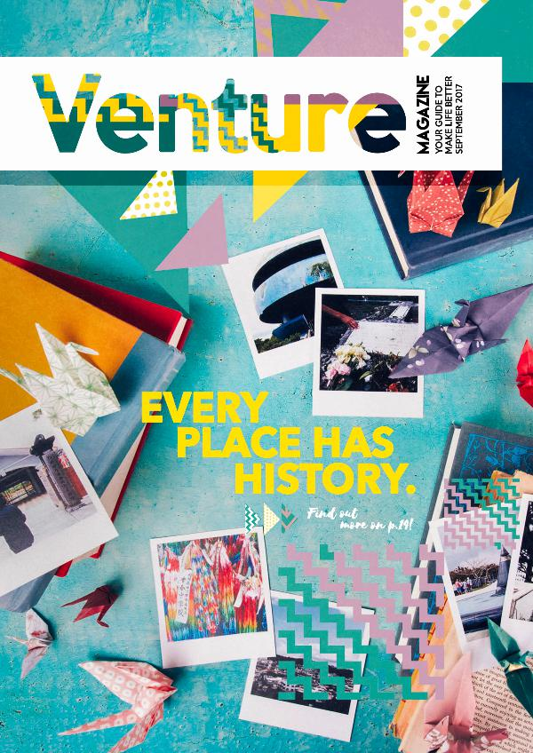 Venture Magazine September 2017