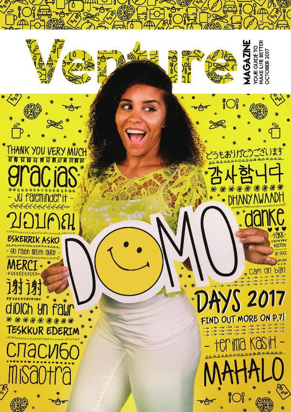 Venture Magazine October 2017