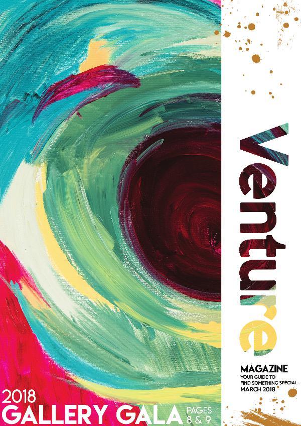 Venture Magazine March 2018