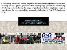 Rotational Molding Indiana