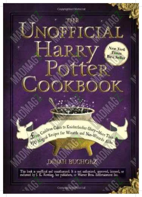 Harry Potter recetas harry potter