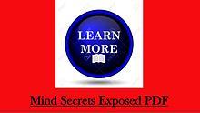 Mind Secrets Exposed PDF - Special Bonus Included