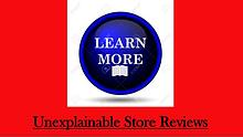 Unexplainable Store Reviews - Find Out What We Think