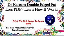 Dr Kareem Double Edged Fat Loss PDF - Learn More About It