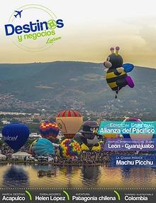 Destinos y Negocios Magazine 01