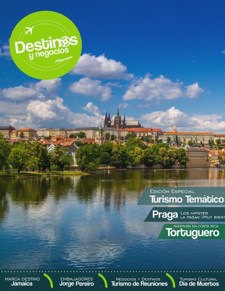 Destinos y Negocios Magazine 02