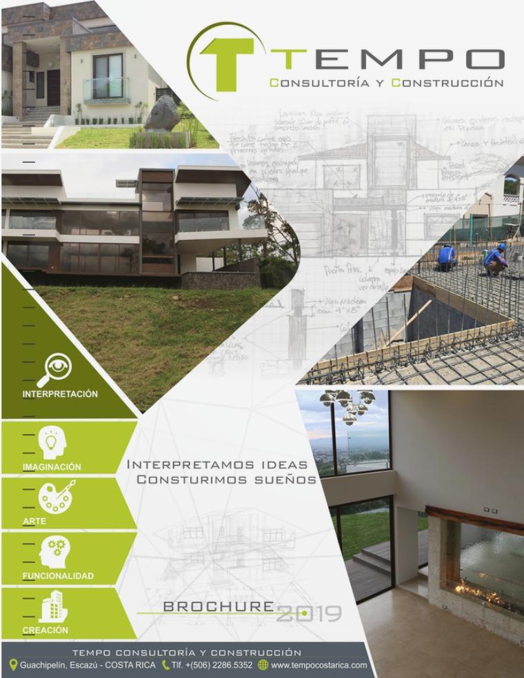 Tempo Brochure 2019 BROCHURE TEMPO 2019 jcurve