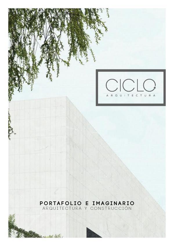 CICLO ARQUITECTURA - 1RA EDICIÓN