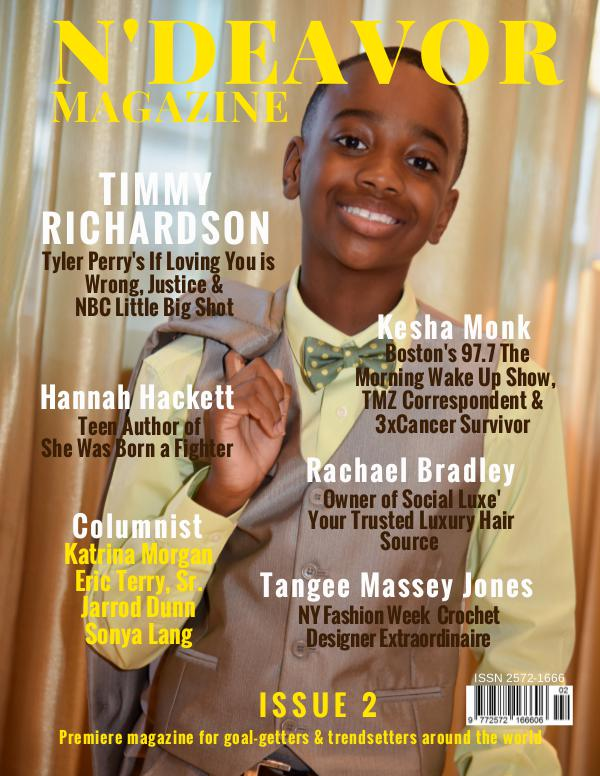 N'Deavor Magazine Issue 2