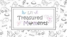 Li'l Treasured Moments E-catalogue