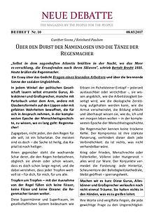 Neue Debatte - Beiheft #010 - 04/2017
