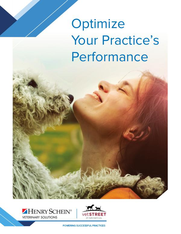 Vetstreet: Optimize Your Practice's Performance Volume 1