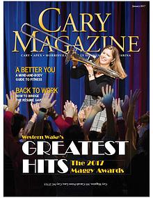 Ruckus Pizza, Pasta & Spirits wins 6 Maggy Awards from Cary Magazine!