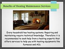 Heating Company