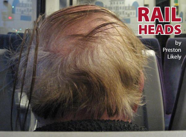 Rail Heads Book 1