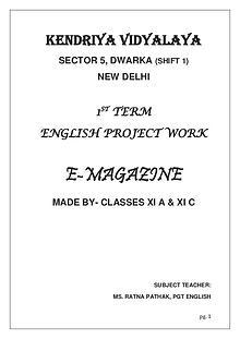 KV Dwarka Times