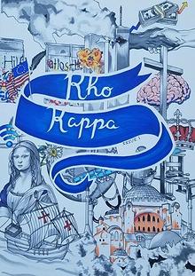 Rho Kappa Journal Volume 1
