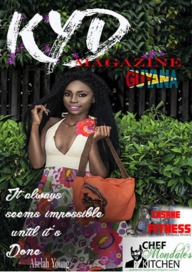 KYD Magzine Guyana Issue
