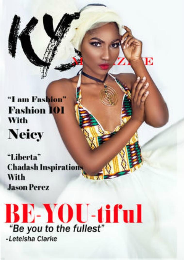 KYD Magazine August Issue