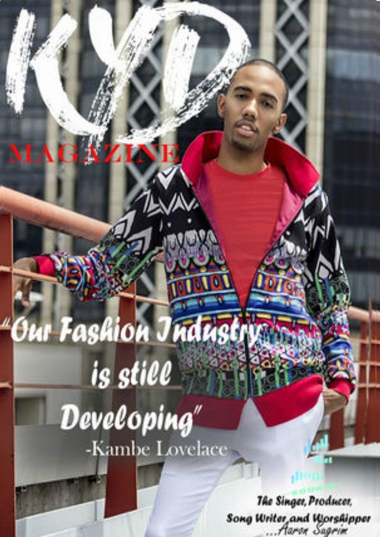 KYD Magazine Fashion Issue
