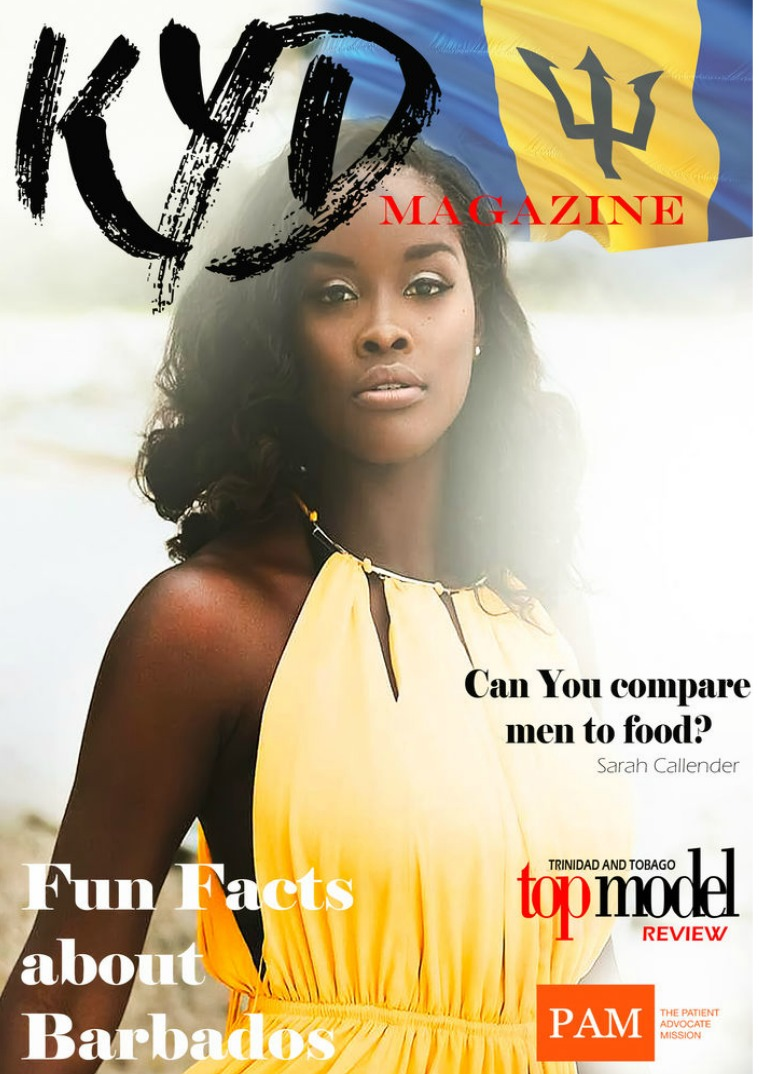 KYD Magazine Barbados Issue.