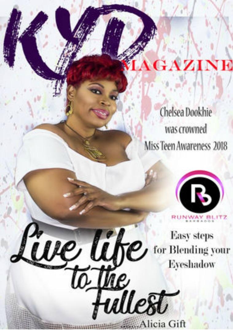 KYD Magazine November Issue