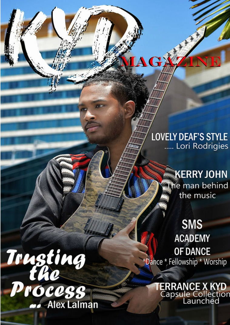 KYD Magazine May Issue