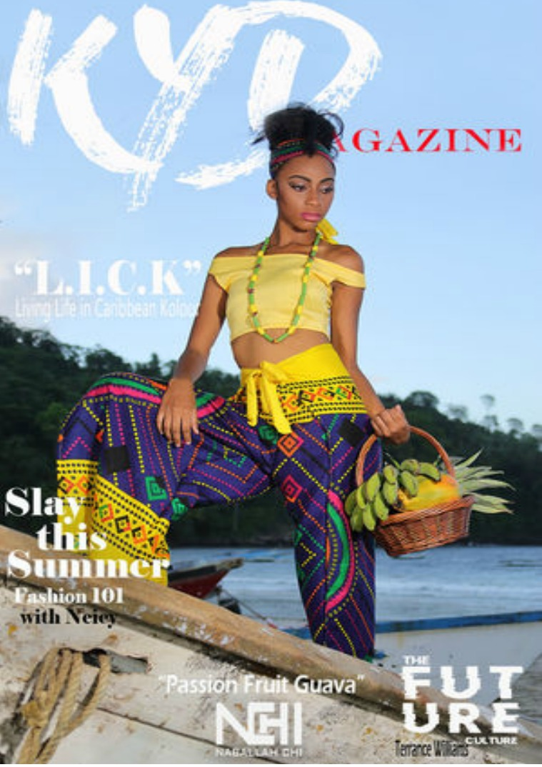 Kerby Young Designs Magazine KYD Summer Issue