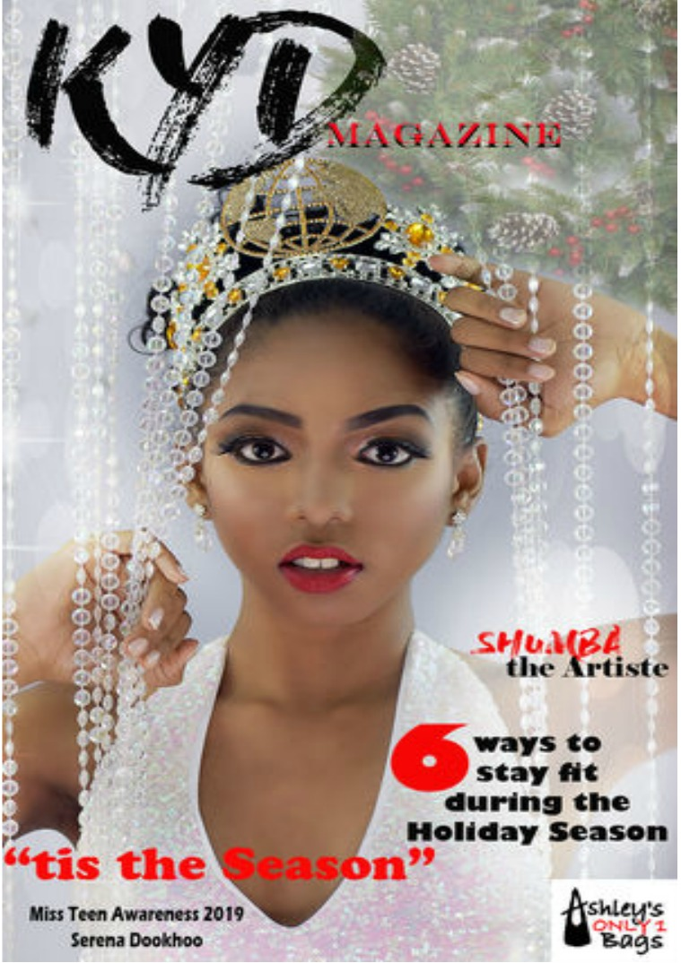 KYD Magazine December 2019 Issue