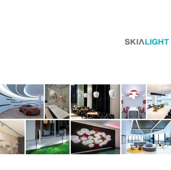 SKIALIGHT - Architectural Lighting & Office Lighting Designer London Fluvia, Architectural Light Fittings Catalogue fro