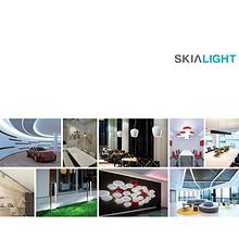 SKIALIGHT - Architectural Lighting & Office Lighting Designer London