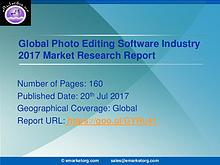 Photo Editing Software Market Worldwide Overview by Major Countries,