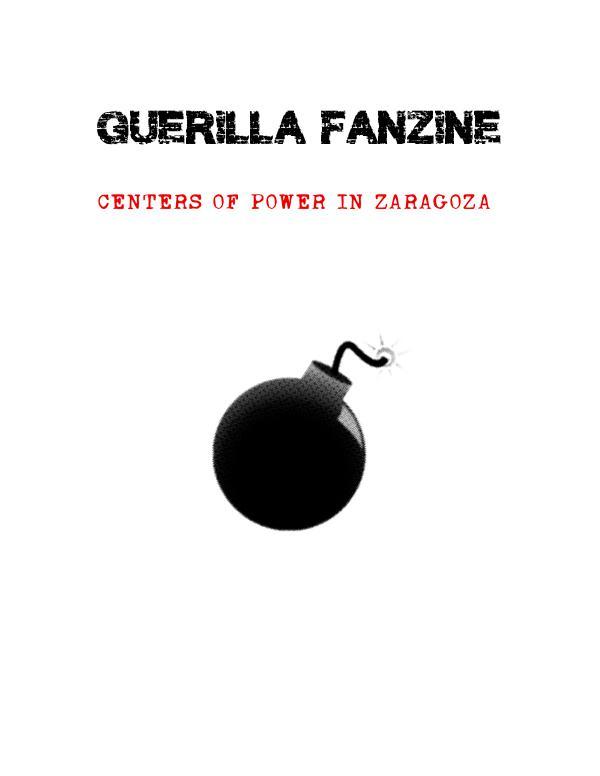 Guerilla Fanzine Guerilla Fanzine