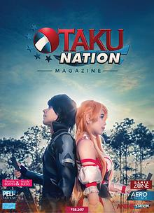 Otaku Nation Magazine - Edición Enero 2017